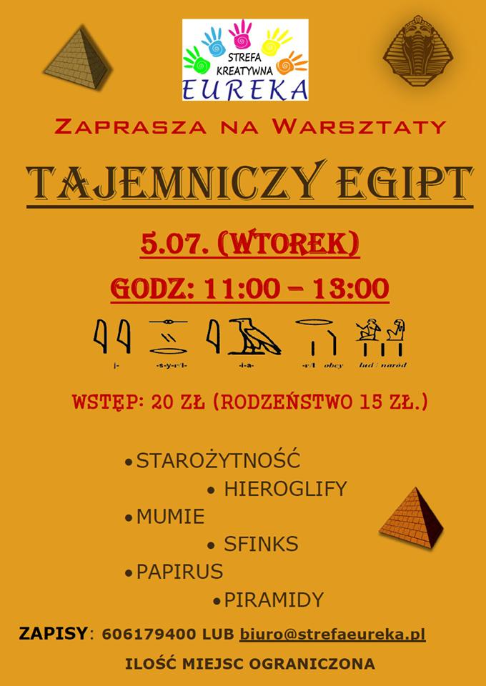 tajemniczy egipt