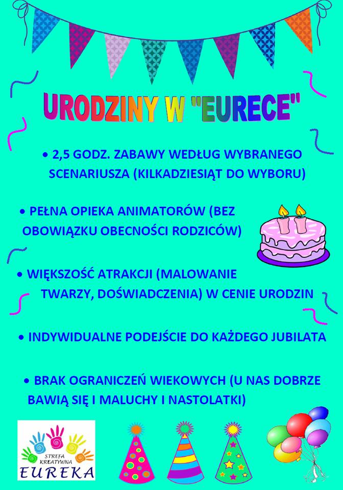 urodziny w EURECE